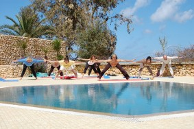 Yoga Retreat with Balazs Heller